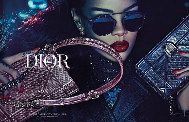 Rihanna dla Diora: pierwsze zdjęcia z przełomowej kampanii Secret Garden IV