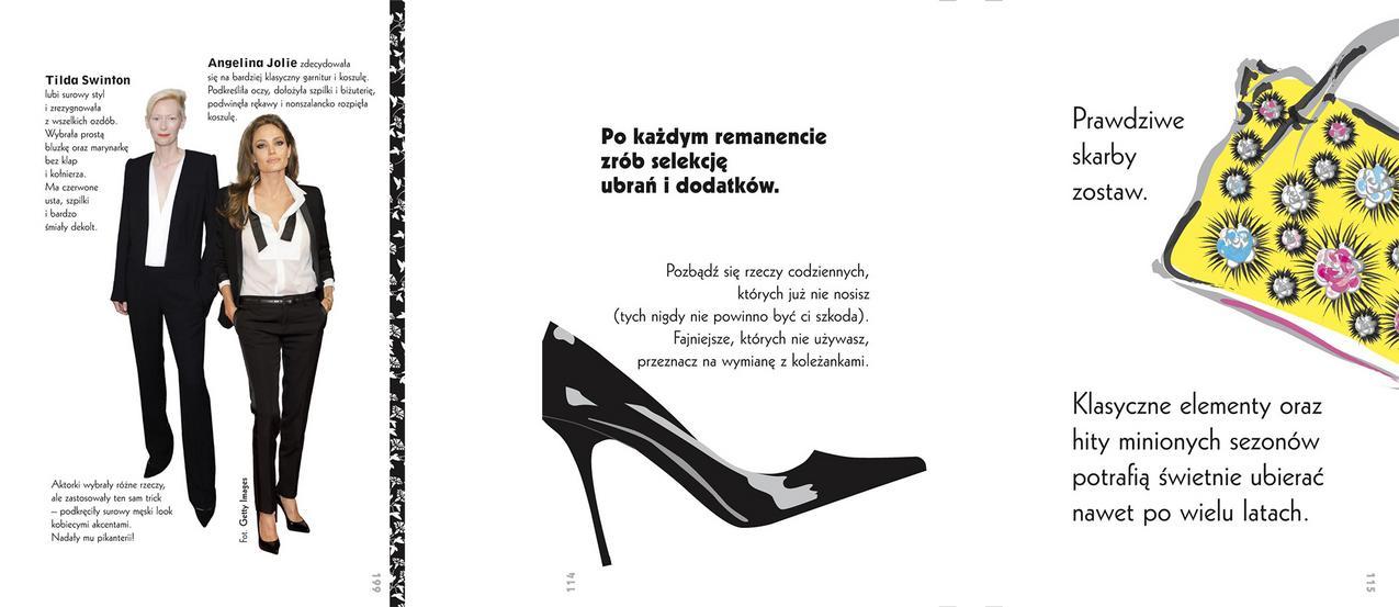 """""""Twój modowy notatnik"""" Adama Gutowskiego"""