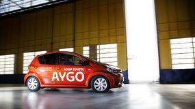 Nowa Toyota Aygo: polskie ceny