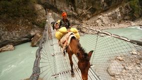 Nepal - Annapurna - początek trekkingu