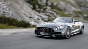 Mercedes-AMG GT Roadster - emocjonująca premiera w Paryżu