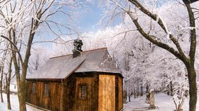 Polska - zima w Świętokrzyskiem