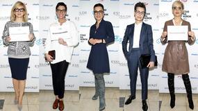 Danuta Stenka, Beata Tadla, Magdalena Steczkowska i Ilona Felicjańska w okularach. O co chodzi?