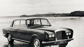 Piękne zdjęcia starych modeli Bentleya