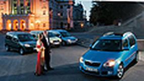 Skoda Roomster, Opel Combo, Peugeot Partner, VW Caddy - Samochody na każdą okazję