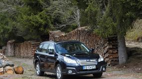 Test Subaru Outback: automat z charakterem