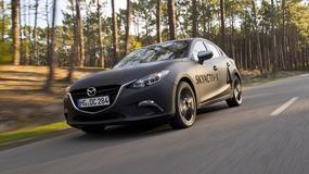Mazda 3 Skyactiv X - benzynodiesel