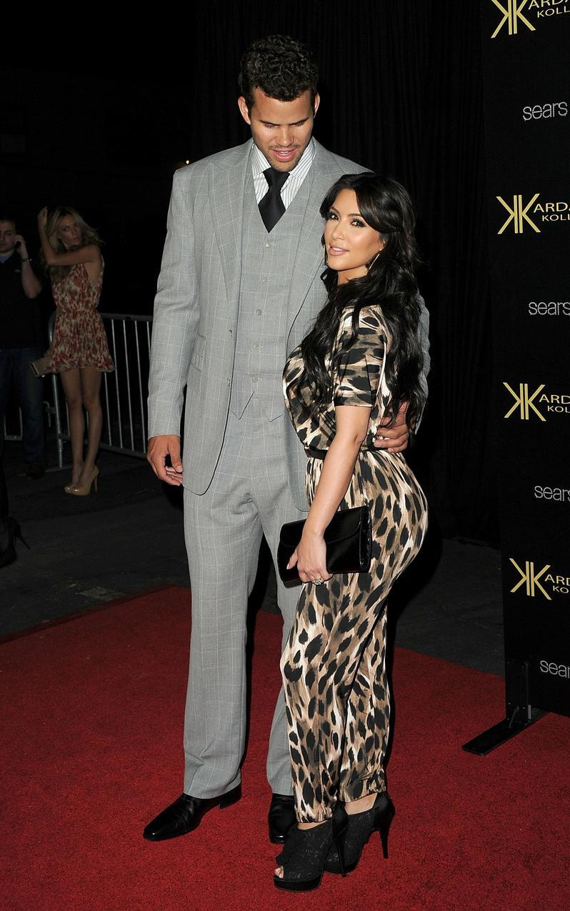 2011: Kim Kardashian i Kris Humphries / Getty Images