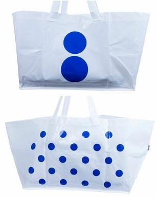 Kolejna metamorfoza kultowej torby IKEA