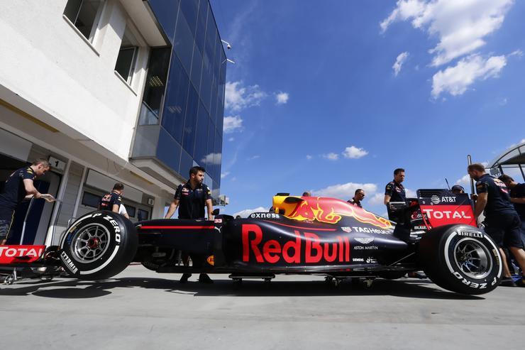 A Red Bull bízik benne, hogy sikeres hétvégjük lesz/ Fotó: Fuszek Gábor