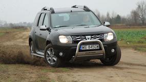 Dacia Duster ulubionym SUV-em Polaków