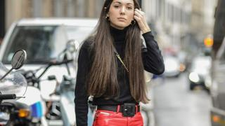 Must have: Czerwone spodnie