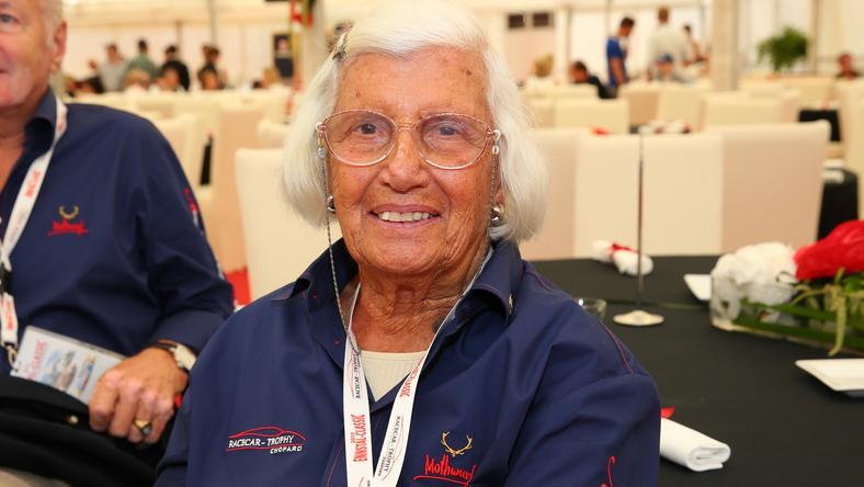 Maria Teresa de Filippis 89 évesen hunyt el / Fotó: Europress GettyImages