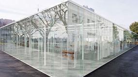 Kryształowy pałac dla studentów