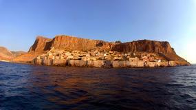 Monemvasia - grecki Gibraltar Wschodu