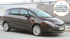 Opel Zafira - praktyczny i solidny van za rozsądne pieniądze
