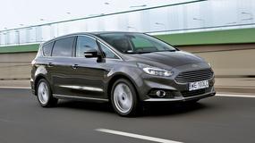 Ford S-Max 2.0 TDCi - bardzo efektowny van