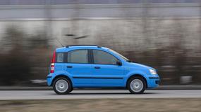 Mały, tani i... pali 4,5 l/100 km - używany Fiat Panda II