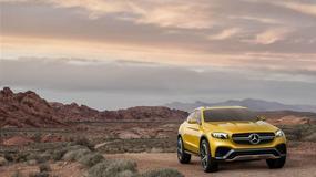 Mercedes GLC Coupe - zapowiedź nowego SUV-a