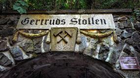 Kopalnia złota w Złotym Stoku - podziemny wodospad, duchy, skarb III Rzeszy i płukanie złota