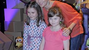 """Gwiazdy z dziećmi na premierze """"Toy Story 3"""""""
