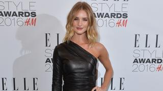 Best Look: Rosie Huntington-Whiteley w sukience Roberto Cavalli