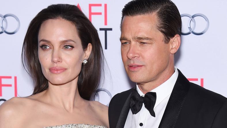 Angelina Jolie és Brad Pitt állítólag megint sokat veszekszenek, és ennek válás lesz a vége /Fotó: Northfoto