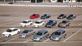 Diesel kontra benzyna - sprawdzamy auta klasy średniej oraz SUV-y