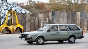 Volkswagen Passat B2 - nie zasłużył na złom