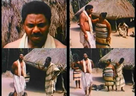 Pete Edochie in 'Things Fall Apart'