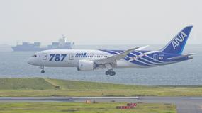 Najnowszy Boeing już w Tokio