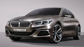 BMW Concept Compact Sedan - zapowiedź nowego auta z Bawarii
