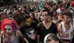 Šetnja zombija sutra u Beogradu