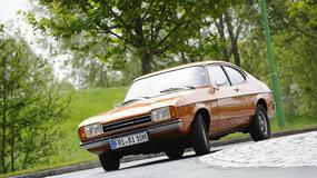 Sportowiecza małą kasę - Ford Capri II 2300 GT