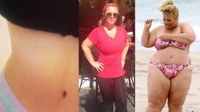 Ajay Rochester zeszczuplała i umieściła zdjęcie brzucha na Instagramie