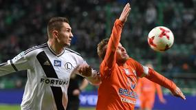 LOTTO Ekstraklasa: Legia Warszawa po raz kolejny straciła punkty