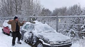 9 sposobów na zimowe problemy z autem