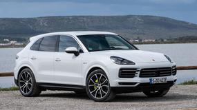 Porsche Cayenne E-hybrid - diesel naszych czasów