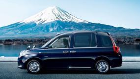 Toyota JPN Taxi – hybryda z LPG