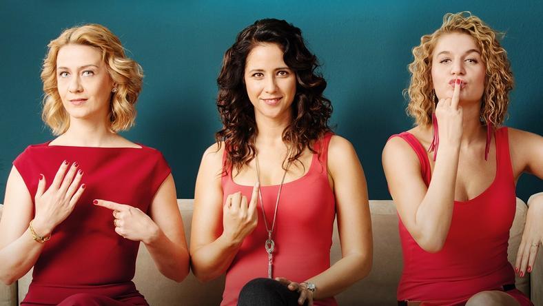Az RTL idei legsikeresebb, saját gyártású sorozatának, a Válótársaknak két női főszereplője is jelölt! /Fotó: RAS Archív