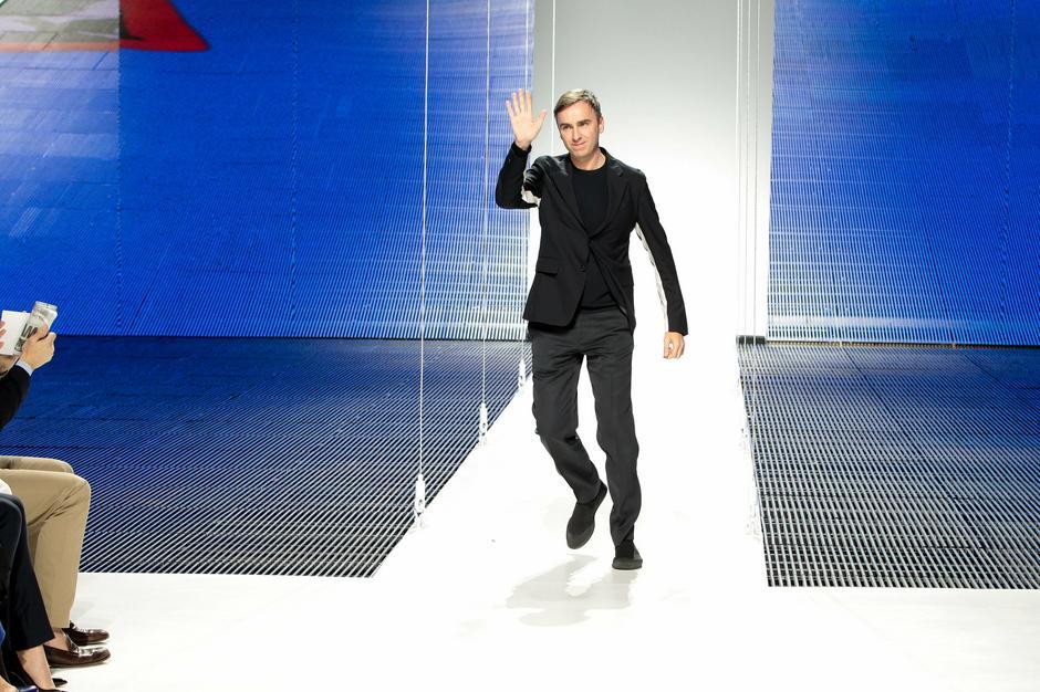 Raf Simons odchodzi z Diora