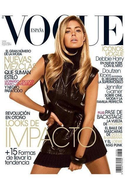 Vogue Spain September 2013