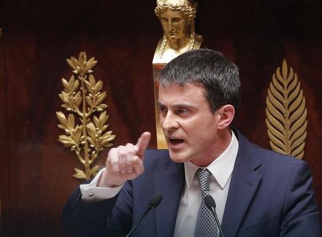 Manuel Vals, francuski premijer