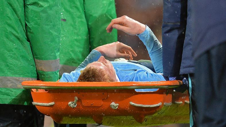 A focisták hüledeztek az ápolandó ápolók láttán / Fotó: AFP