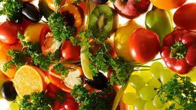 Sprawdź, co o owocach i warzywach mówią ich kolory