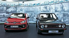 Volkswagen UP! GTI - ucieszy mieszkańców miast