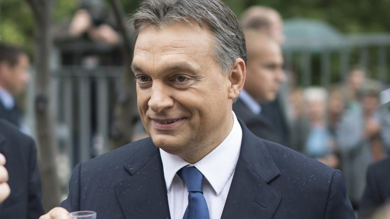 Orbán szereti a rövideket / Fotó: Burger Barna