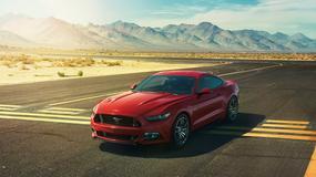 Ford Mustang gwiazdą filmową