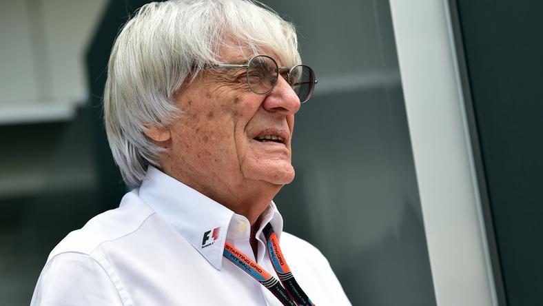 Ecclestone nyugdíjba megy? /Fotó: AFP