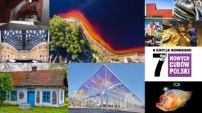7 nowych cudów Polski - 6. edycja plebiscytu miesięcznika National Geographic Traveler